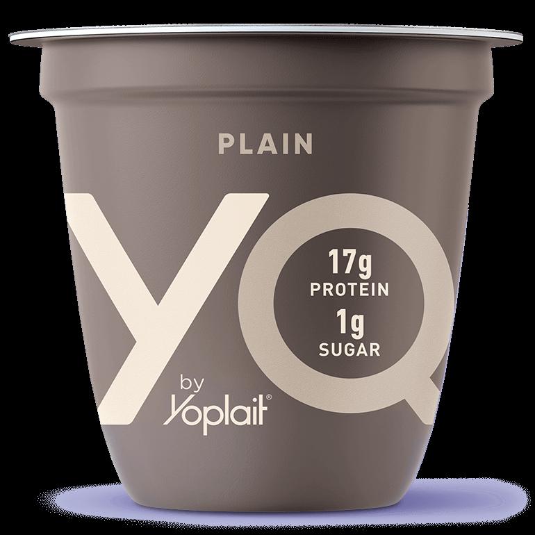 cup of YQ by Yoplait Plain