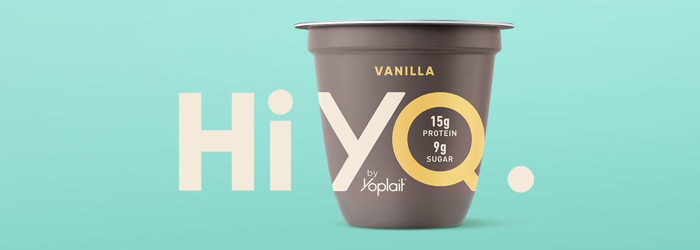 High Protein Yogurt Made with ...